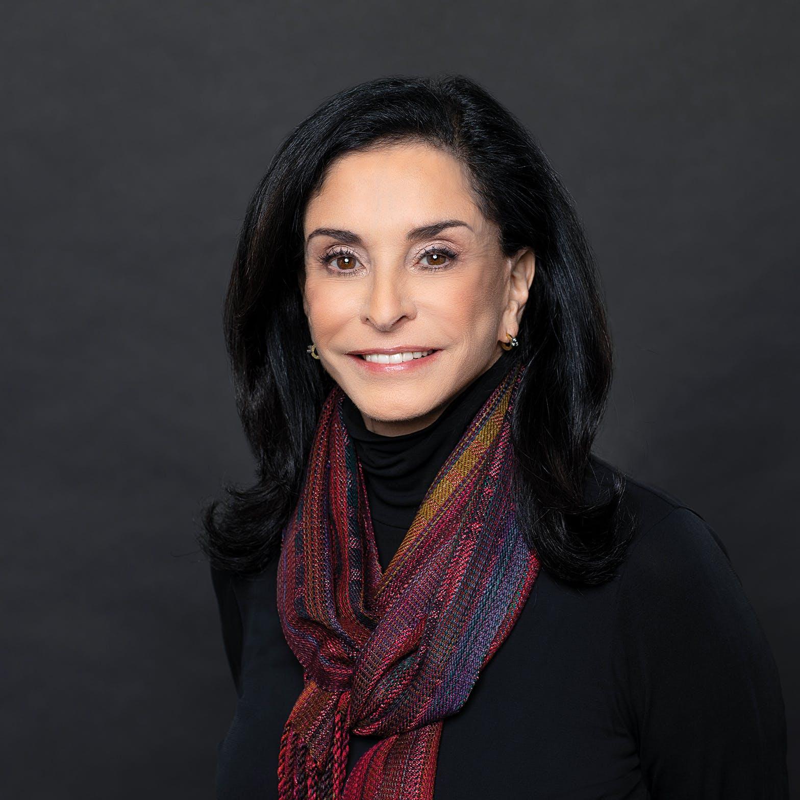 Portrait of Barbara Waldman