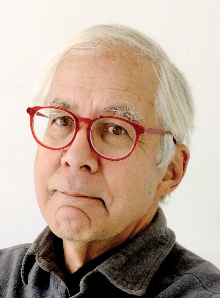 Portrait of Bob Trotman