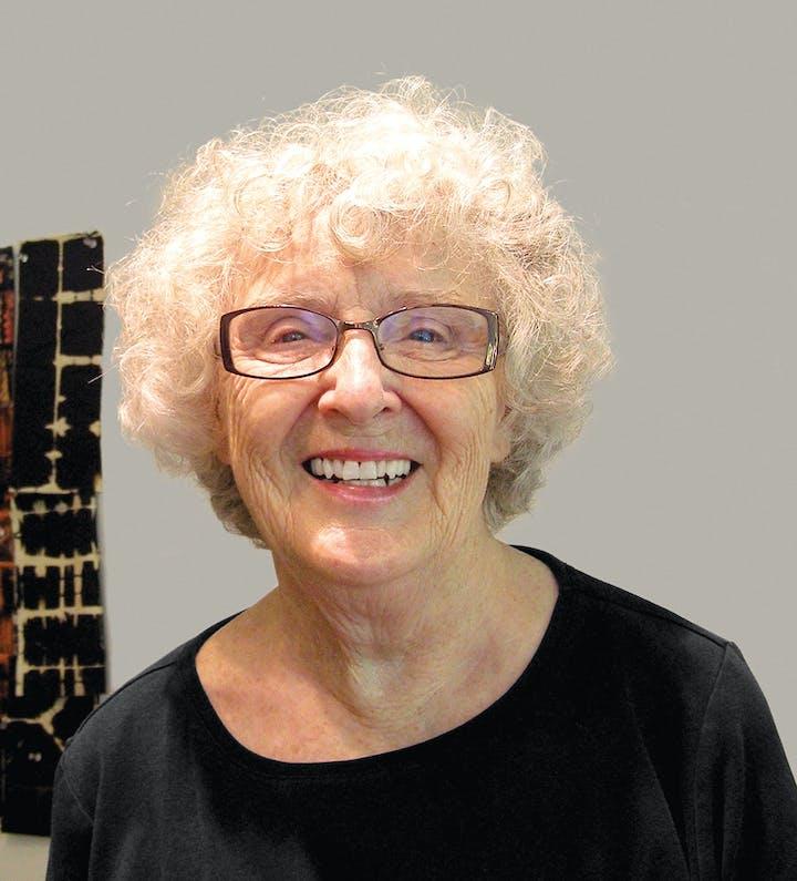 Portrait of Patricia Malarcher