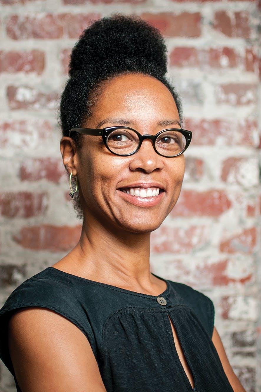 Portrait of Sonya Clark