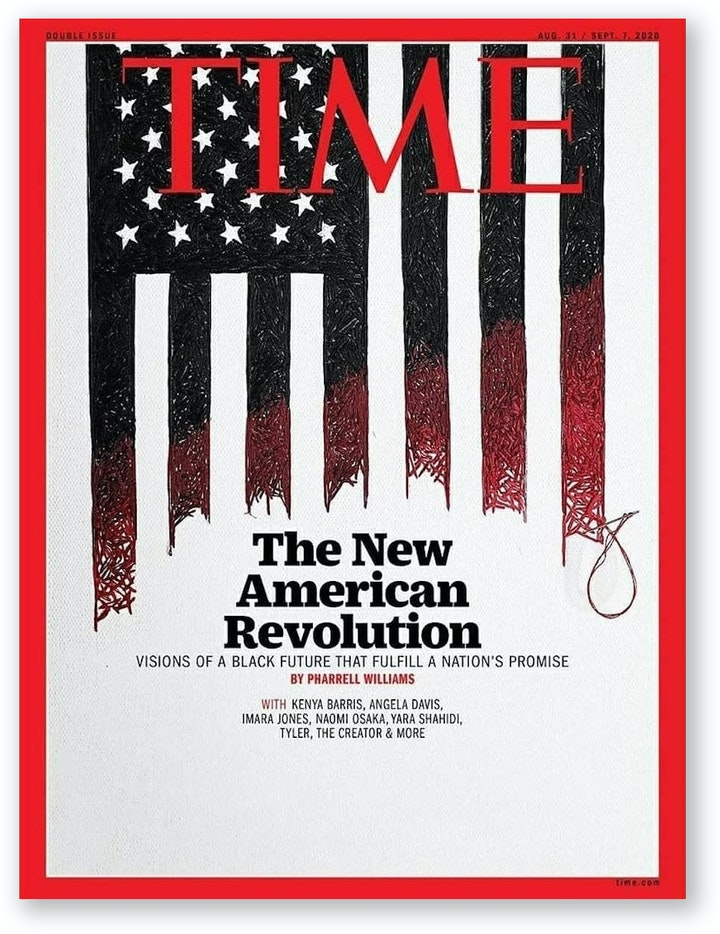 August 31 September 7 Time magazine cover