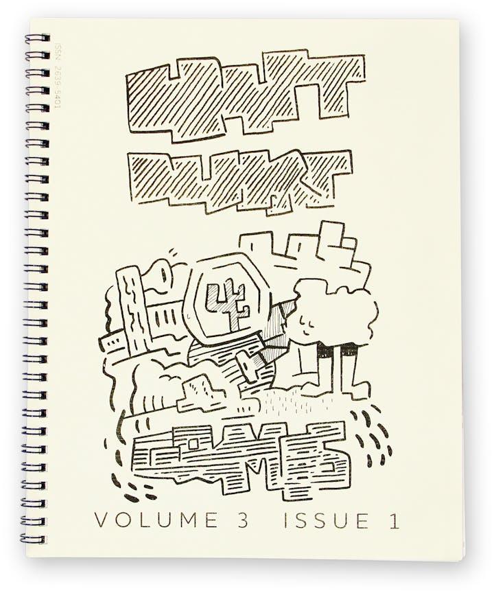 Craft Desert publication