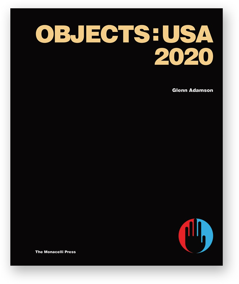 Objects USA 2020 book cover