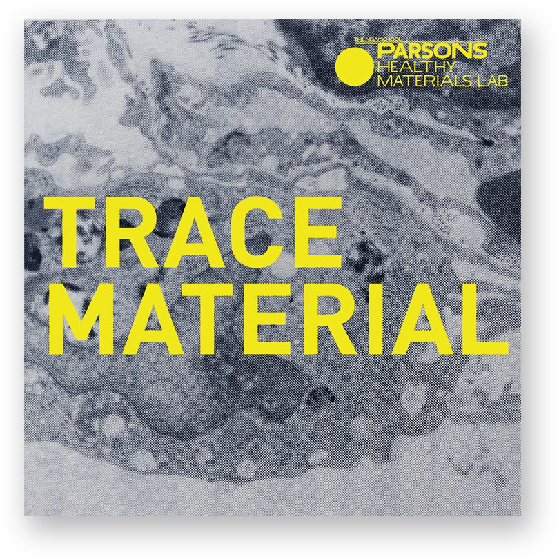Trace Material podcast logo