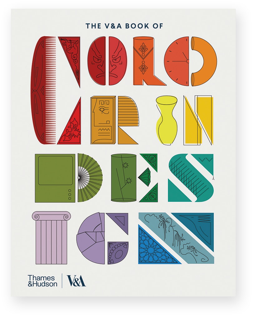 The V and A Book of Color in Design book cover