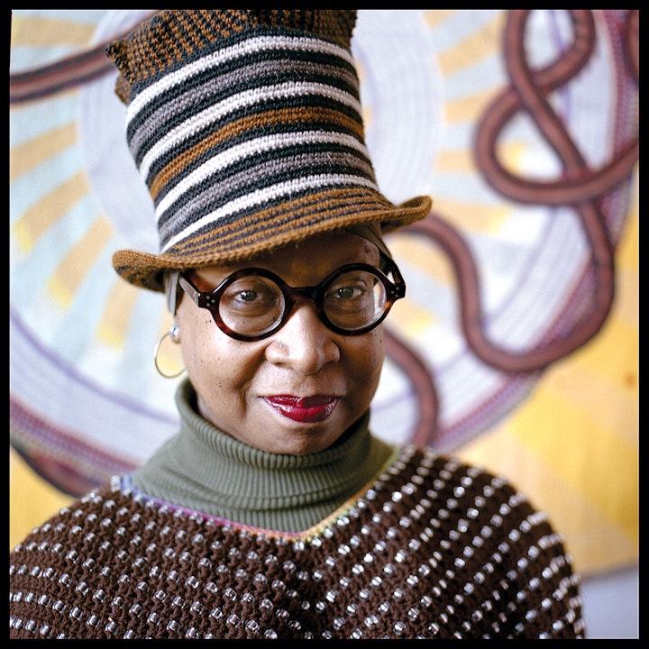 Portrait of Xenobia Bailey