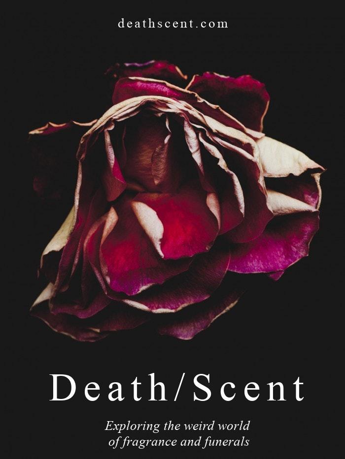 Death/Scent logo