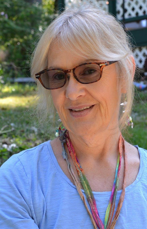 Portrait of Cheryl Tuttle
