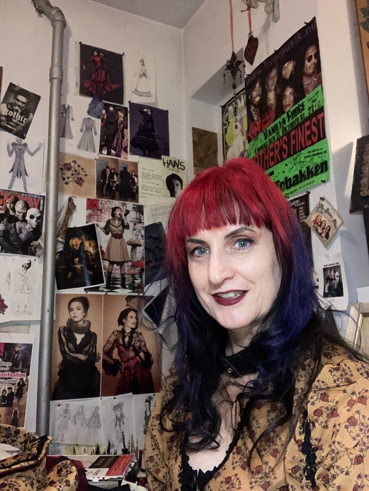 Portrait of Karen Fleisch
