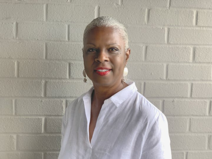 Portrait of Linda Jones