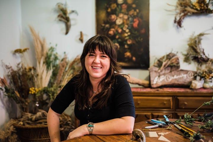 Portrait of Olivia Kaufman