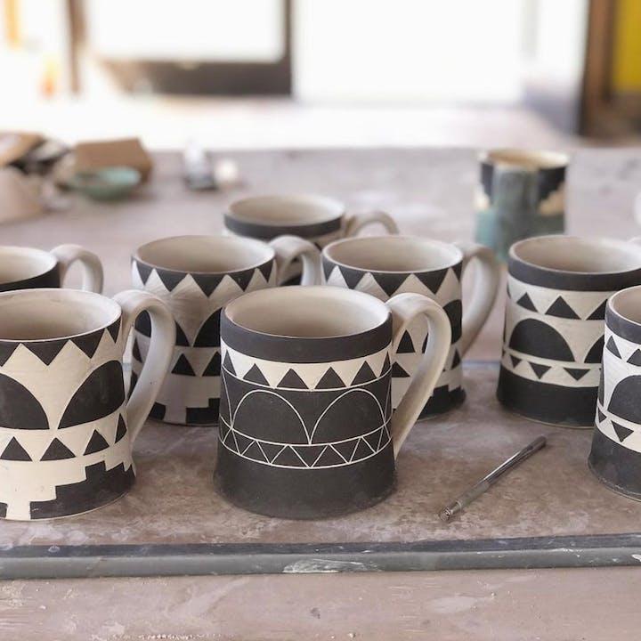 Instagram photo from Jessica Wertz Ceramics