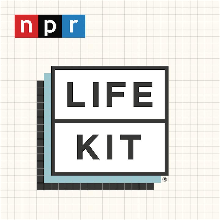 NPR life kits podcast logo