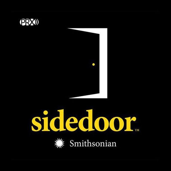 Sidedoor podcast logo