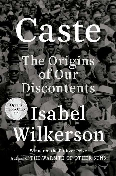 Cover of Caste by Isabel Wilkerson