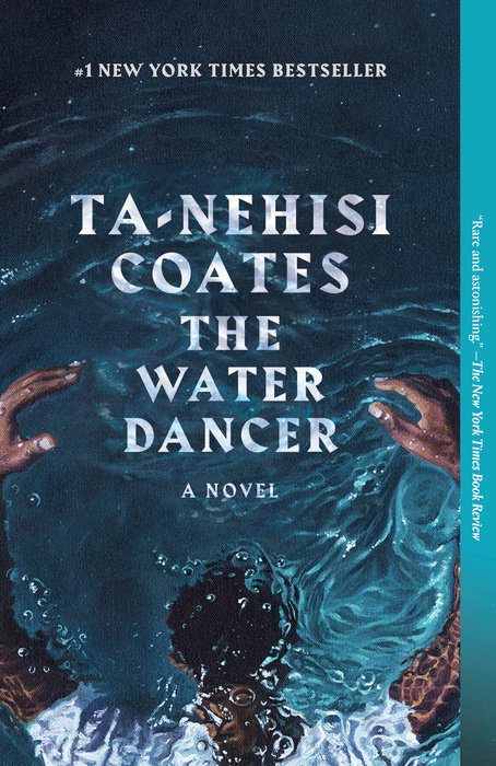Cover of Water Dancer by Ta-Nehisi Coates
