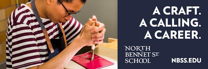 A Craft A Calling A Career North Bennett St School Learn More at NBSS dot EDU