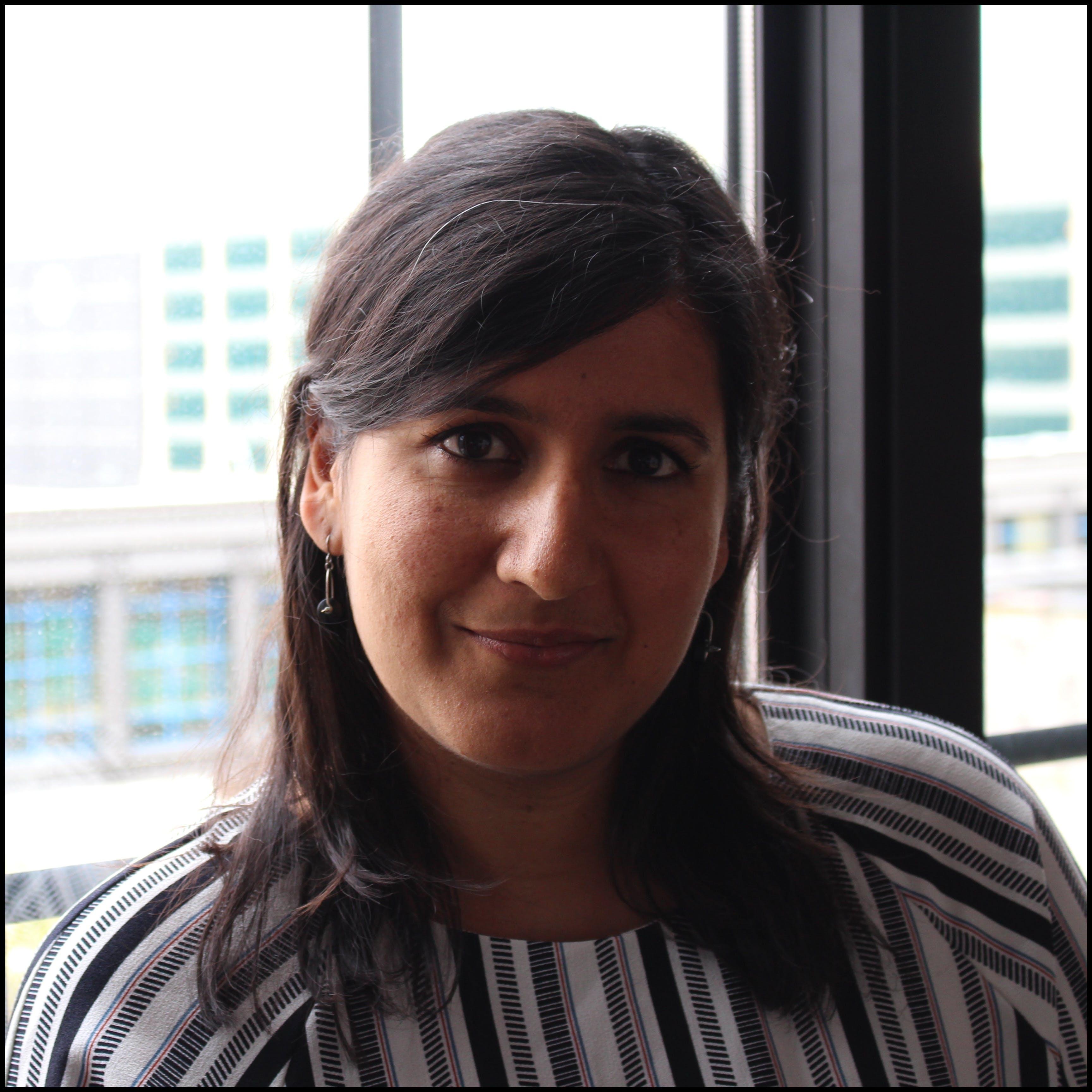 Portrait of Anjula Razdan from Fall 2021 American Craft Forum
