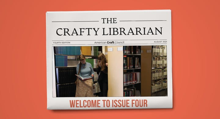 The Crafty Librarian Issue 04 Summer 2021