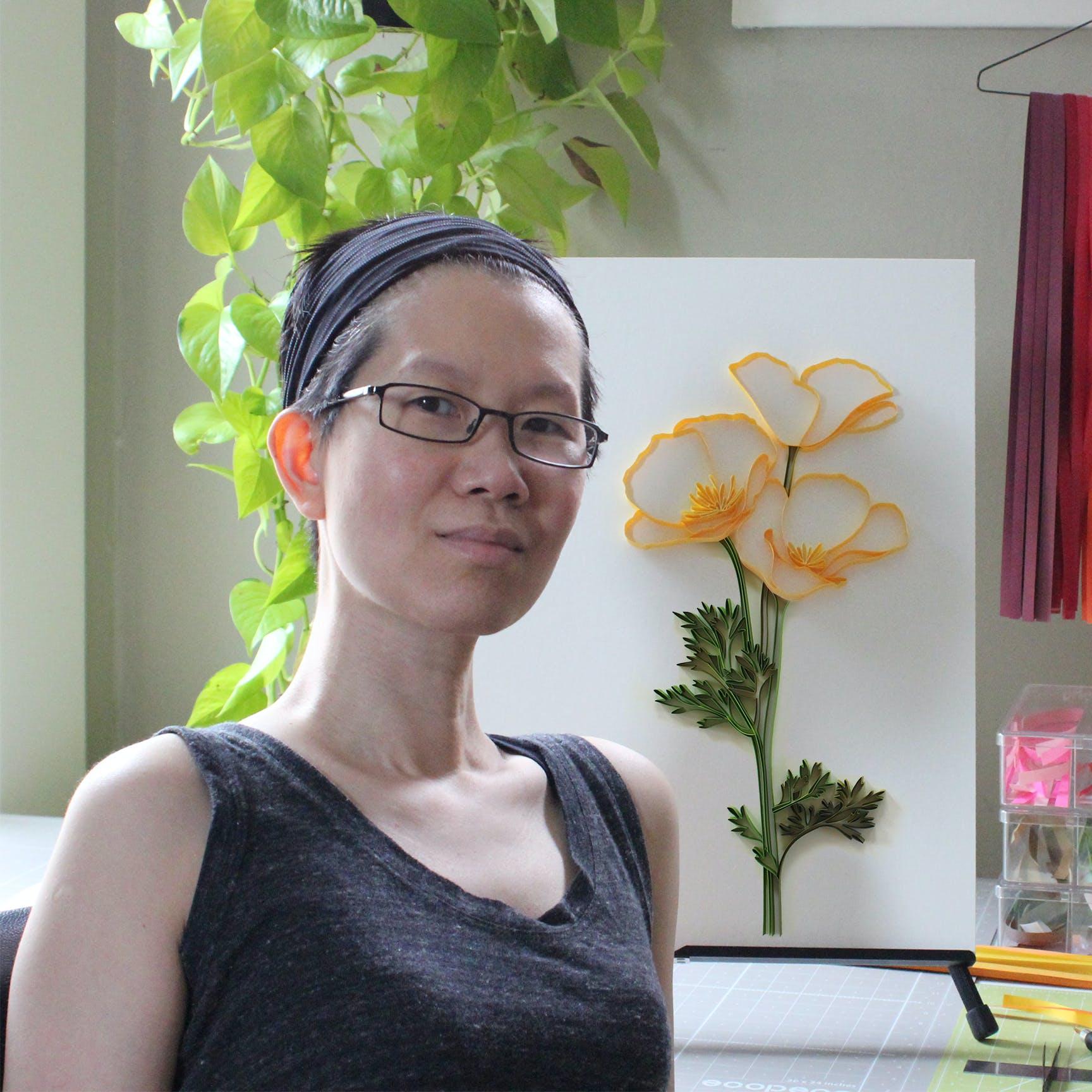 Portrait of Daphne Lee