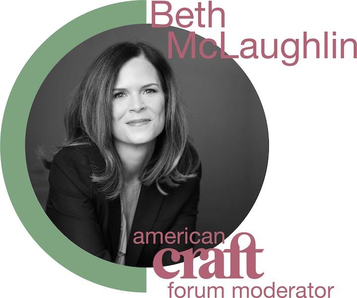 Portrait of Beth McLaughlin