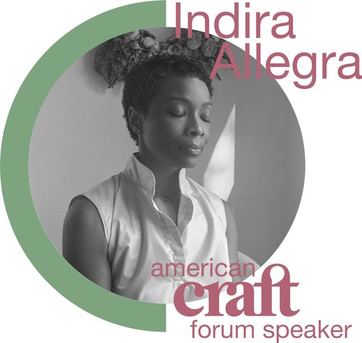 Portrait of Indira Allegra