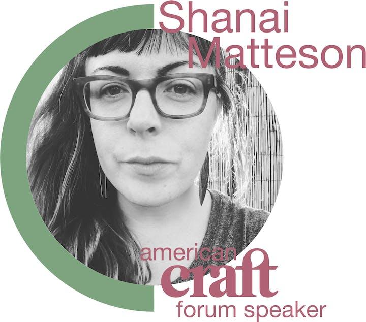 Portrait of Shanai Matteson