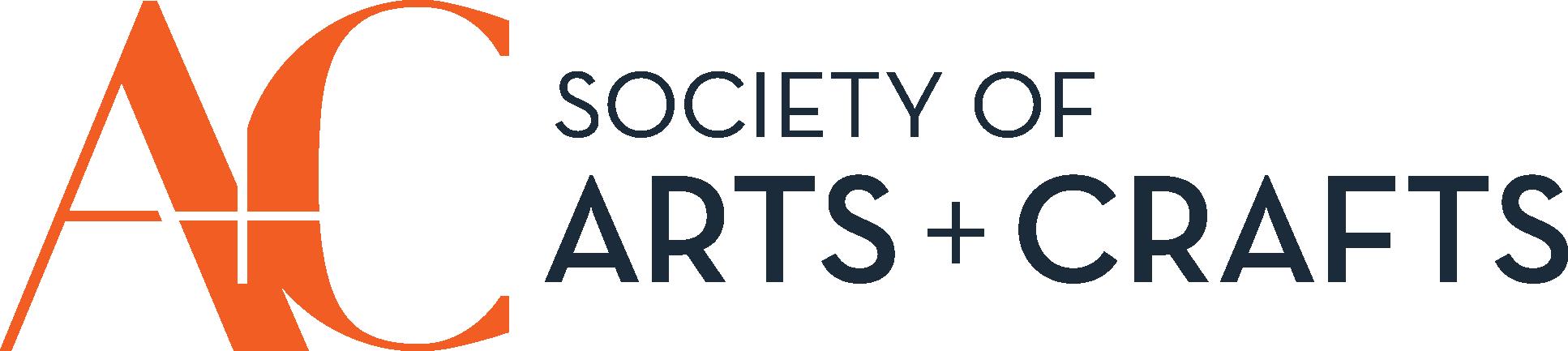 society of arts and crafts logo