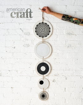 Cover of the Gift issue of American Craft